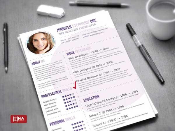 Chuyên môn / Sự nghiệp (Professional / Career Summary) cách viết resume xin việc tại canada