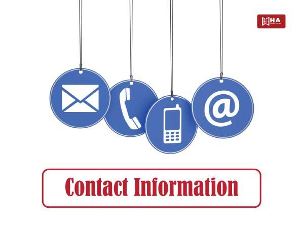 cách viết resume xin việc tại canada Thông tin Liên lạc (Contact Information)