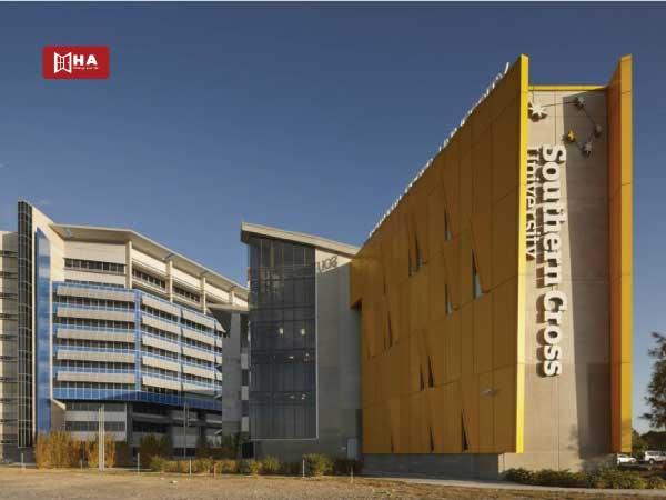 Đại học Southern Cross University (SCU) các trường đại học ở melbourne úc