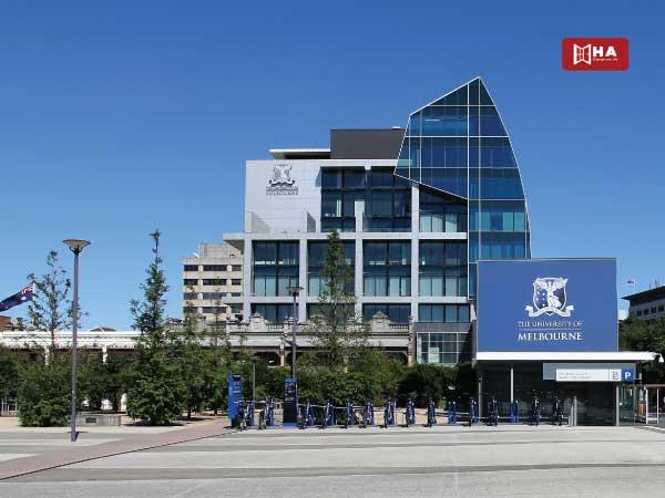 Đại học University of Melbourne các trường đại học ở melbourne úc
