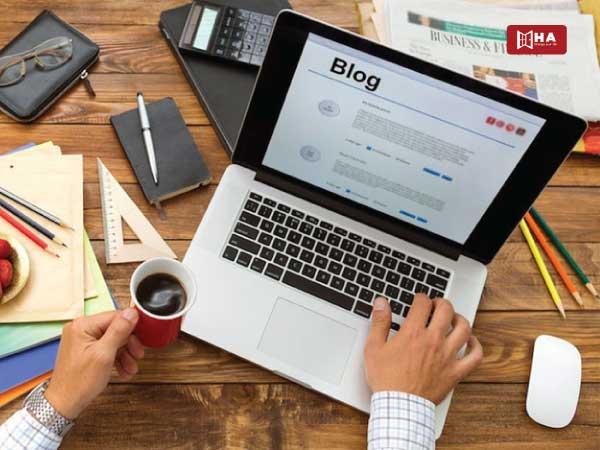 Trở thành Blogger