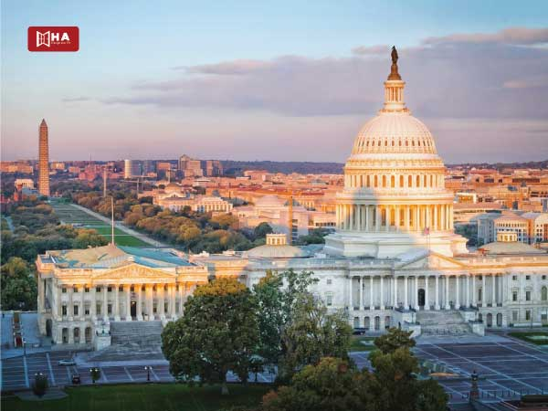 Thành phố Washington DC