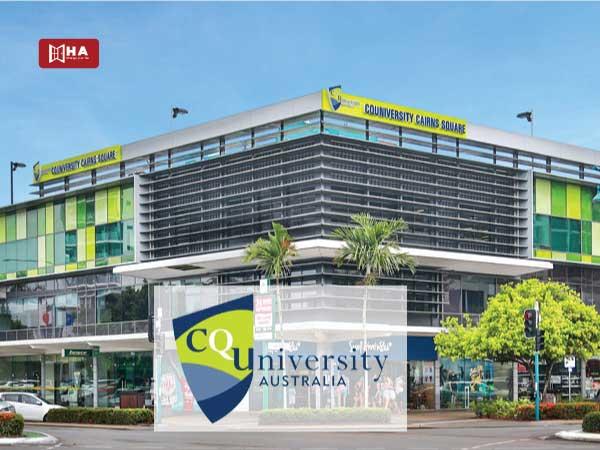 Đại học Central Queensland University (CQU) các trường đại học ở melbourne úc