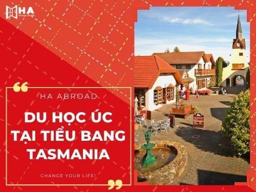Du học Úc tại tiểu bang Tasmania