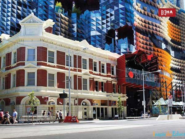 Giới thiệu chung trường đại học RMIT Úc
