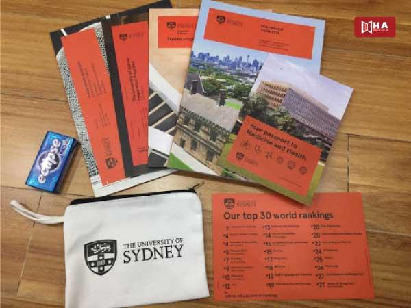 Học bổng chương trình dự bị chuyển tiếp Đại học Sydney