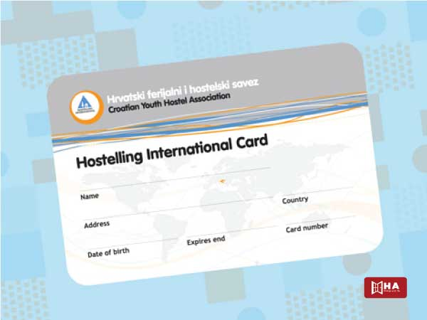 Hostelling International Card (HIC)