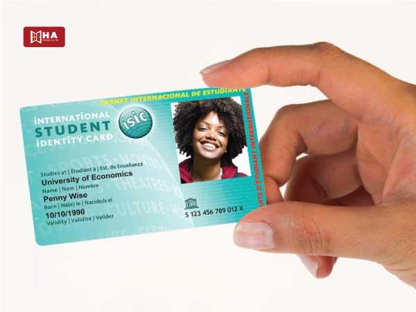 International Student Identity Card (ISIC)