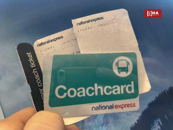 National Express Coach Card