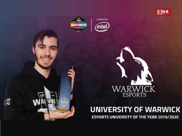 Thành tích nổi bật trường Warwick