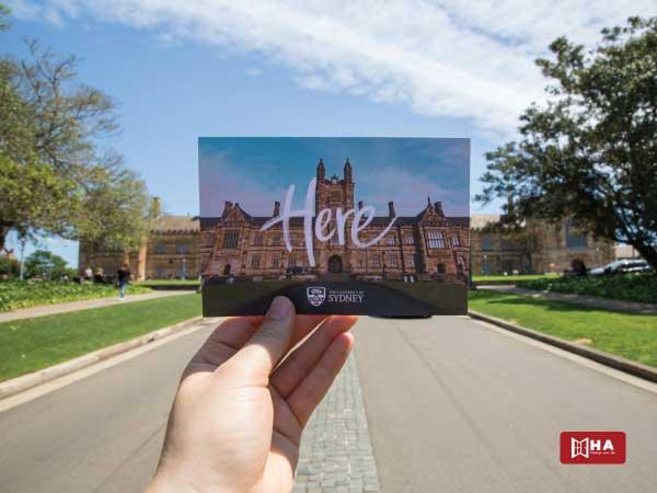 Thông tin về trường Đại học Sydney