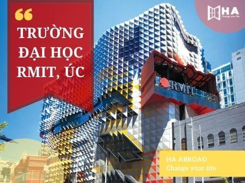 Trường đại học RMIT Úc - TOP 20 đại học trẻ thế giới