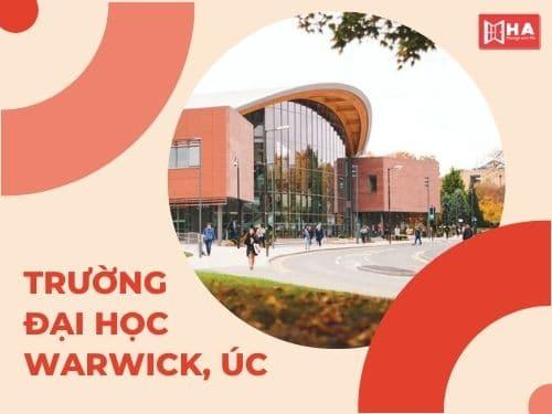 Đại học Warwick - TOP trường nghiên cứu hàng đầu Anh Quốc