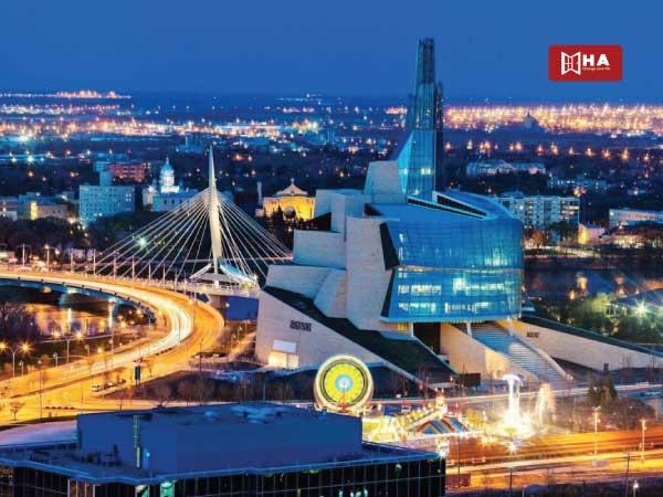 chính sách định cư ở Canada Tỉnh bang Manitoba