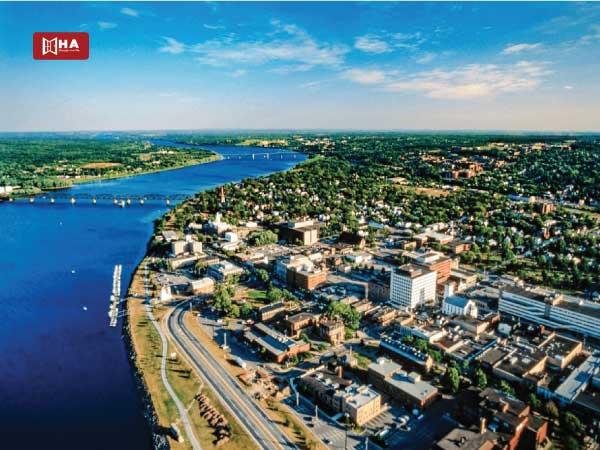 Chính sách định cư Canada theo diện du học của từng Bang New Brunswick
