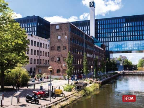 Giới thiệu chung trường đại học Amsterdam