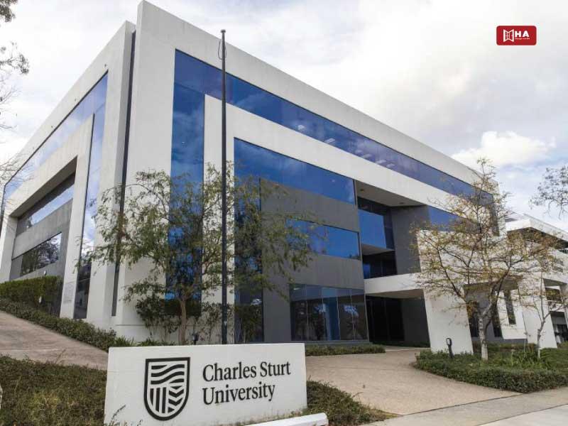 Giới thiệu chung Đại học Charles Sturt