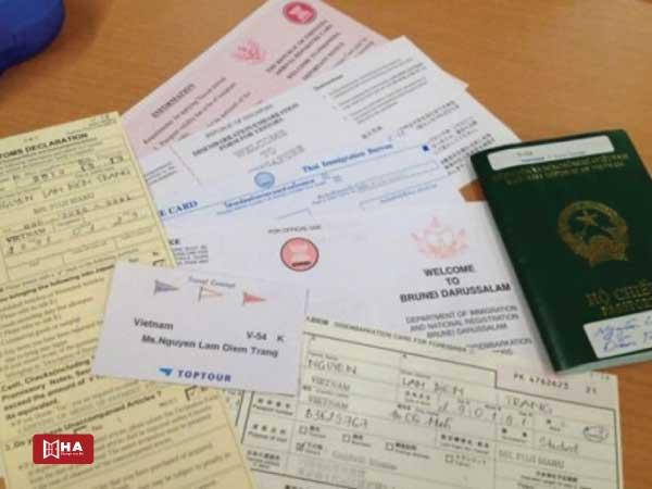 Chuẩn bị hồ sơ xin visa du học Úc tự túc