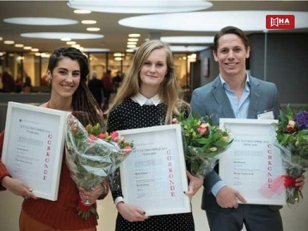 Học bổng đại học Amsterdam Hà Lan