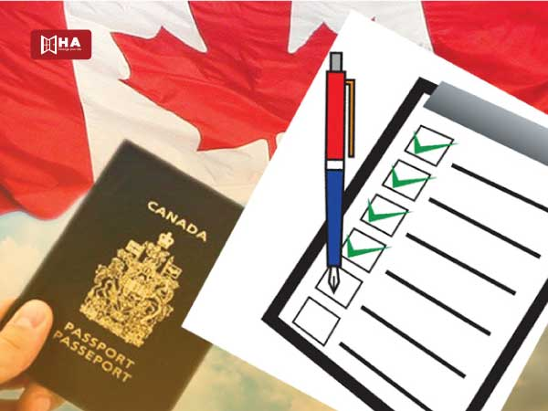 Quy trình nộp hồ sơ xin visa Canada