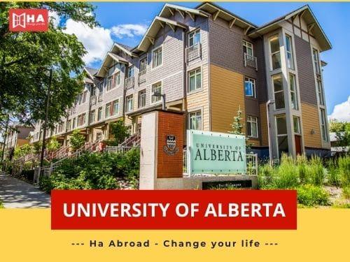 Đại học Alberta - Trường nằm TOP 5 tốt nhất Canada