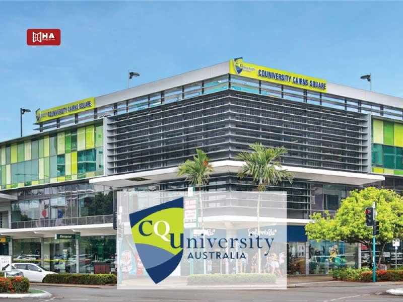 Trường Central Queensland University các trường đại học ở sydney úc
