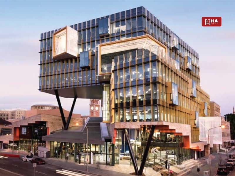 Trường University of Newcastle các trường đại học ở sydney úc