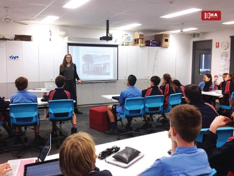 Chương trình đào tạo Queensland University of Technology