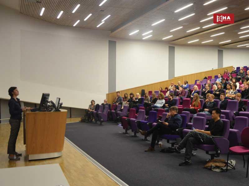 Chương trình đào tạo University of Exeter