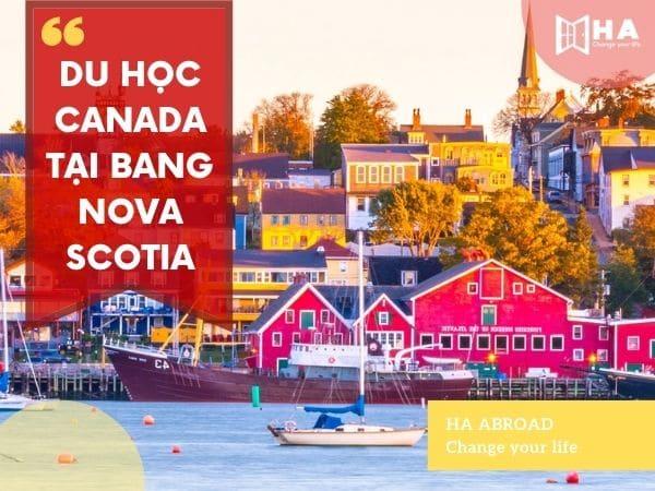 Du học Canada tại Bang Nova Scotia và những điều cần biết