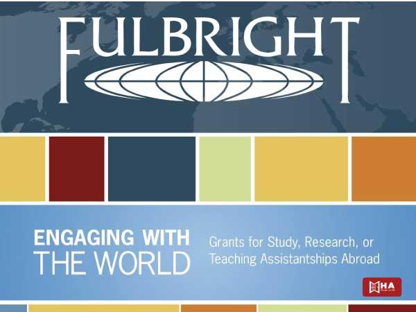 học bổng mỹ Ủy ban Fulbright