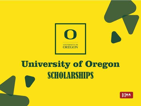 học bổng mỹ Đại học Oregon