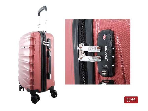 Kinh nghiệm mua vali theo chất lượng khóa vali