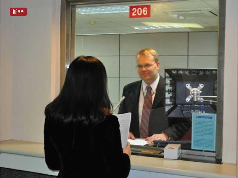 xin visa du học mỹ Phỏng vấn với viên chức xét visa du học Mỹ