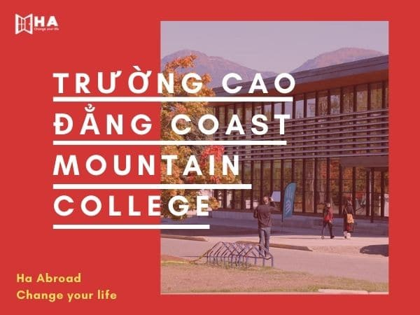 Du học Canada tại trường Coast Mountain College