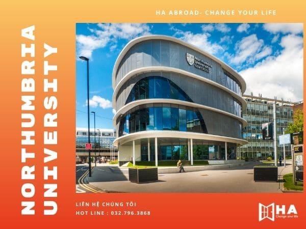 Trường Northumbria University - Đại học hiện đại nhất Anh Quốc