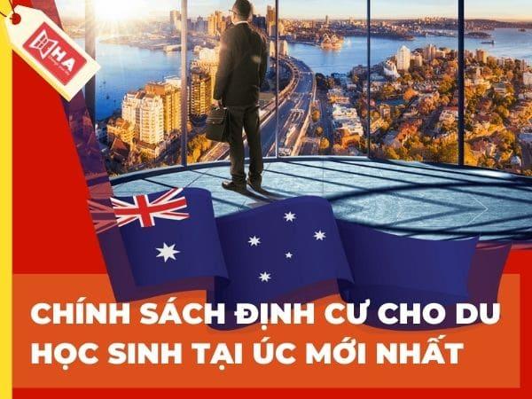 Chính sách định cư cho du học sinh tại Úc