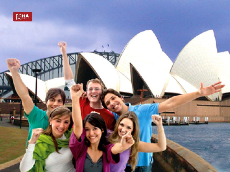 Chính sách ưu tiên du học sinh định cư tại Úc