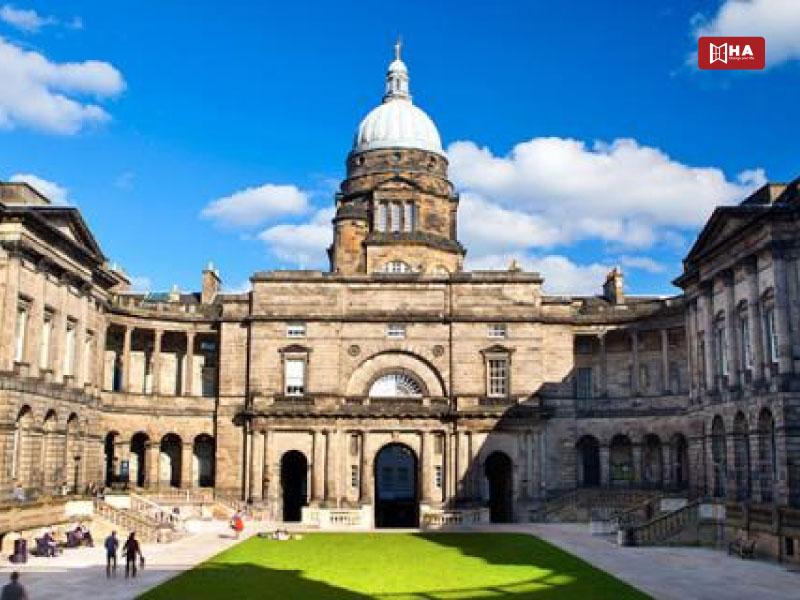 Giới thiệu chung trường Đại học Edinburgh