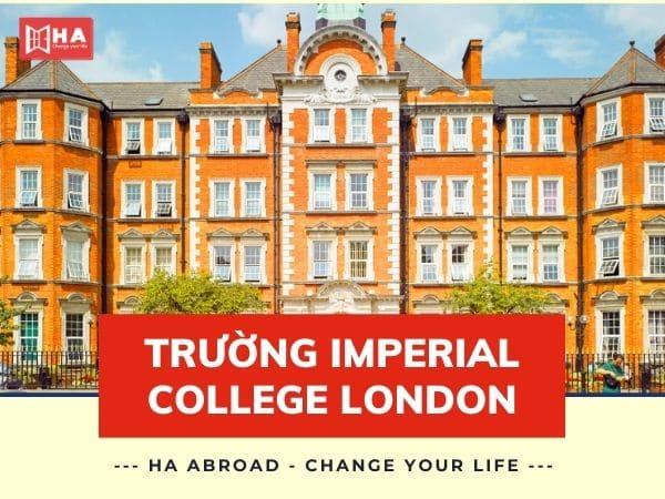 Du học Anh Quốc tại trường Imperial College London