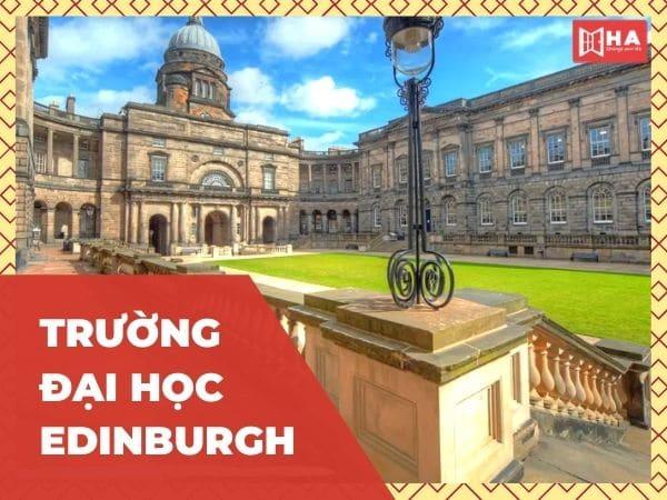 Trường đại học Edinburgh - Ngôi nhà cũng những thiên tài