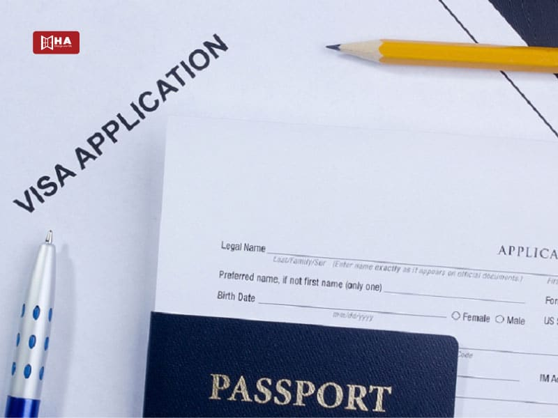 Thủ tục xin visa Úc và Canada