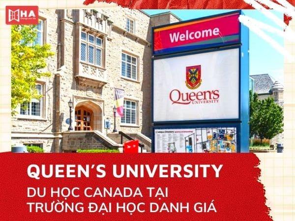 Trường đại học Queen's Canada danh giá