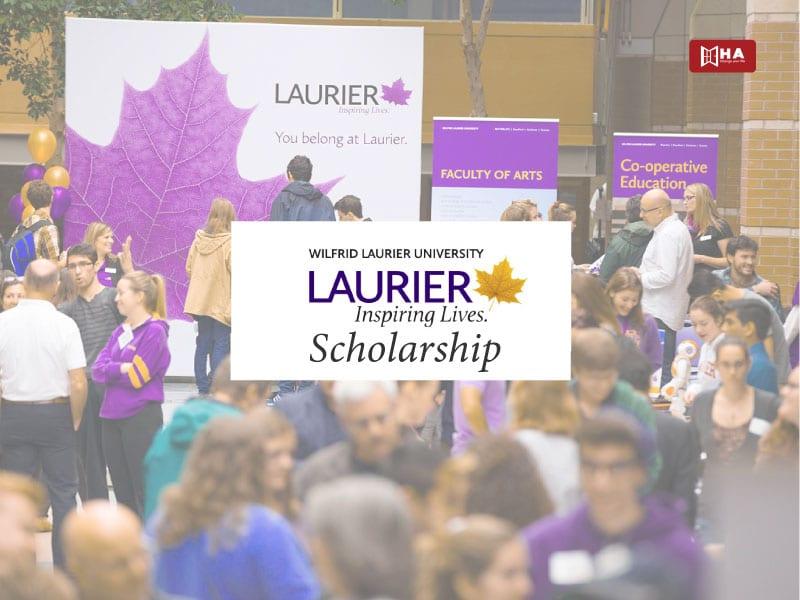 Học bổng Wilfrid Laurier University