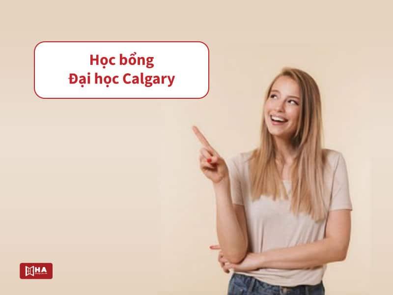 Học bổng đại học Calgary