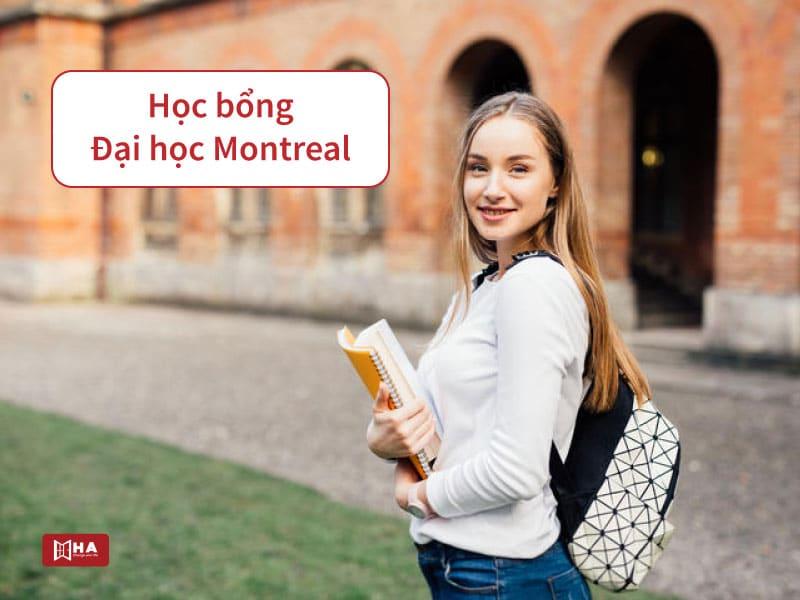 Các kỳ nhập học, học bổng Montreal University