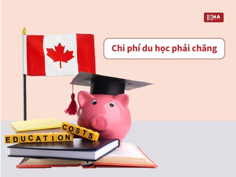 Chi phí du học lớp 11 ở Canada phải chăng