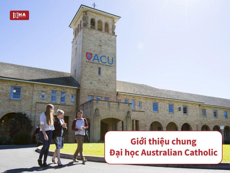 Giới thiệu chung đại học công giáo Úc