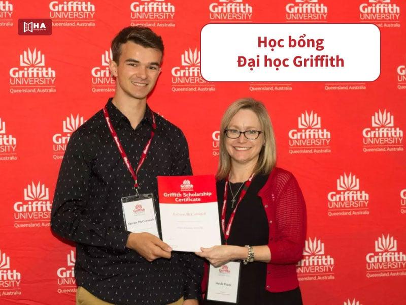 Học bổng Đại học Griffith