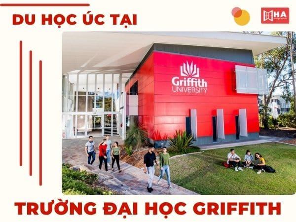 Du học Úc tại trường đại học Griffith